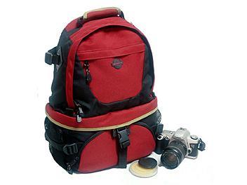 Winer T-07 Camera Backpack - Black/Red