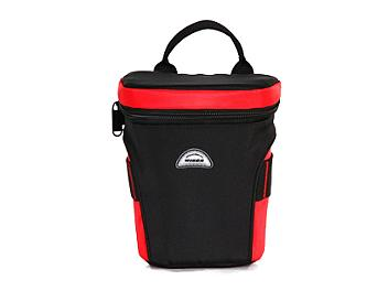 Winer 1405 Shoulder Camera Bag - Red