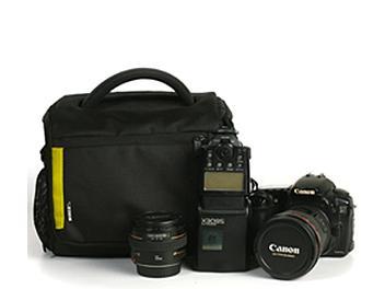 Winer DL-4 Shoulder Camera Bag - Black/Red