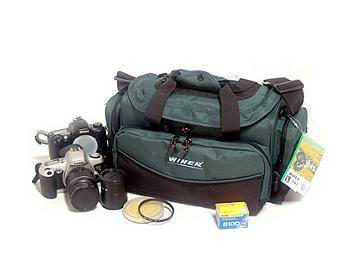 Winer T-03 Shoulder Camera Bag - Green