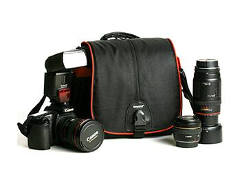 Winer Traveller 1305 Shoulder Camera Bag - Military Green
