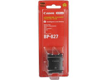 Canon BP-827 Lithium ion Battery