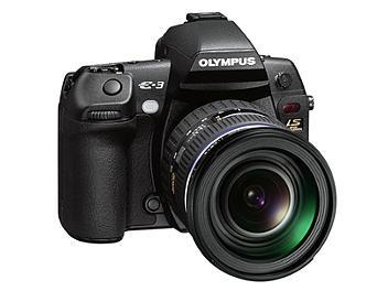 Olympus E-3 DSLR Camera Body