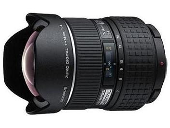 Olympus 7-14mm F4.0 Zuiko Digital ED Lens - Four Thirds Mount
