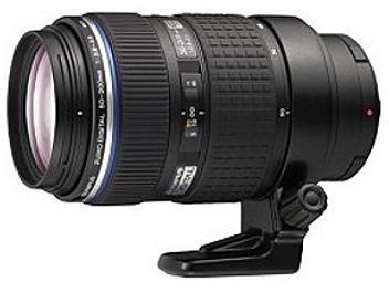 Olympus 50-200mm F2.8-3.5 Zuiko Digital ED SWD Lens - Four Thirds Mount