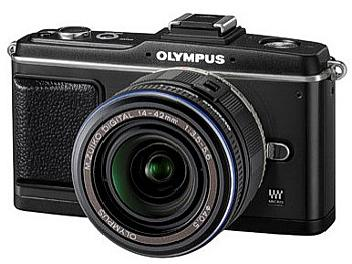 Olympus PEN E-P2 Digital Camera with 14-42mm M.Zuiko Lens