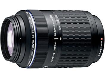 Olympus 70-300mm F4-5.6 Zuiko Digital ED Lens - Four Thirds Mount