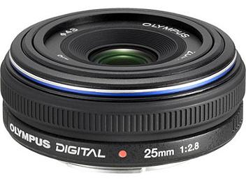 Olympus 25mm F2.8 Zuiko Digital Lens - Four Thirds Mount