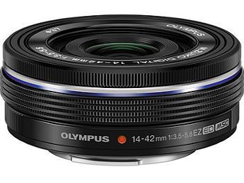 Olympus 14-42mm F3.5-5.6 M.Zuiko Digital ED EZ Lens - Micro Four Thirds Mount
