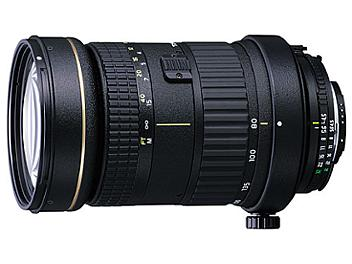 Tokina 80-400mm F4.5-5.6 AT-X D Lens - Canon Mount
