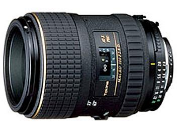 Tokina 100mm F2.8 AT-X Pro D Lens - Canon Mount