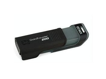 Kingston 128GB DataTraveler 200 USB Flash Memory (pack 2 pcs)