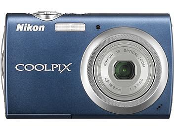 Nikon Coolpix S230 Compact Digital Camera - Blue