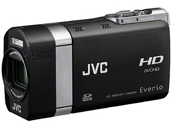 JVC Everio GZ-X900 HD Camcorder PAL - Black