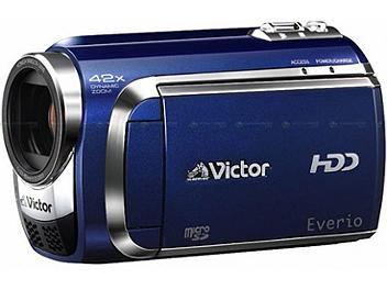 JVC Everio GZ-MG840 SD Camcorder PAL - Blue