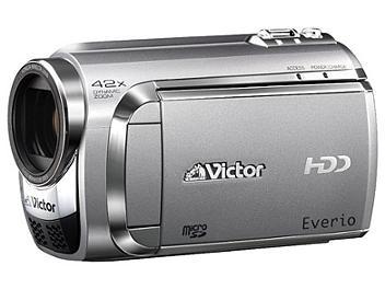 JVC Everio GZ-MG840 SD Camcorder PAL - Silver