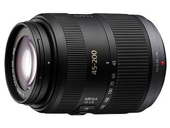 Panasonic 45-200mm F4-5.6 H-FS045200 Lens - Micro Four Thirds Mount
