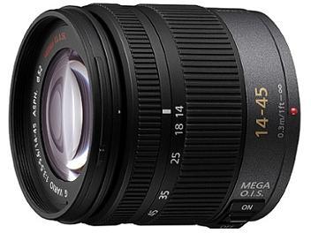 Panasonic 14-45mm F3.5-5.6 H-FS014045 Lens - Micro Four Thirds Mount