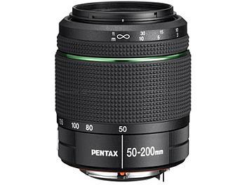 Pentax SMCP-DA 50-200mm F4-5.6 ED WR Lens