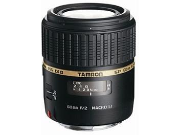 Tamron 60mm F2 SP AF II LD IF Di Macro Lens - Canon Mount