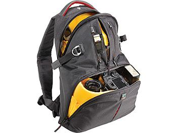 Kata DR-465 Digital Rucksack - Black with Red Accents