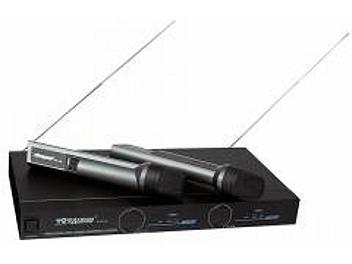 797 Audio WM108 Wireless Microphone 220-270 MHz