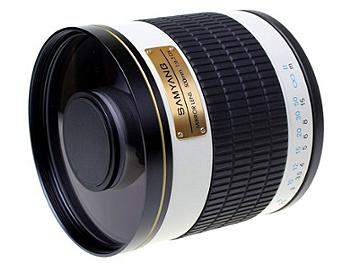 Samyang 500mm F6.3 Mirror Manual Lens - Pentax Mount