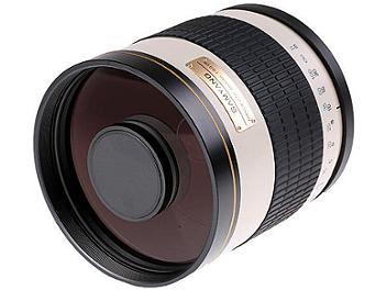 Samyang 800mm F8 Mirror Manual Lens - Canon Mount