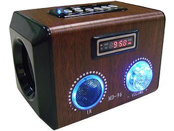 Portable Media Speaker MD96 (pack 10 pcs)