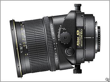 Nikon 45mm F2.8D PC-E Micro ED Nikkor Lens