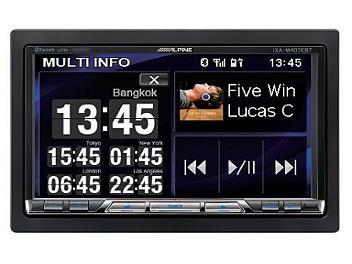 Alpine IXA-W407EBT 7-inch LCD Digital Media Station with Built-in Bluetooth