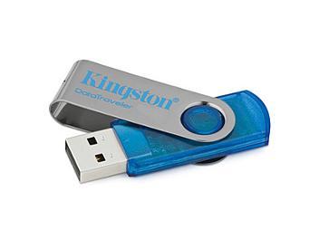 Kingston 8GB DataTraveler 101 USB Flash Drive - Blue (pack 3 pcs)