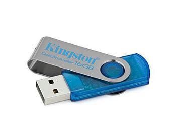 Kingston 16GB DataTraveler 101 USB Flash Drive - Blue (pack 2 pcs)