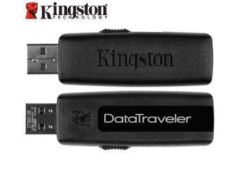 Kingston 32GB DataTraveler 100 USB Flash Memory