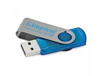 Kingston 4GB DataTraveler 101 USB Flash Drive - Blue (pack 20 pcs)