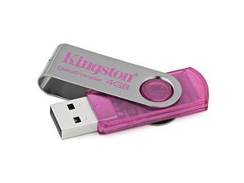 Kingston 4GB DataTraveler 101 USB Flash Drive - Pink (pack 5 pcs)