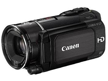 Canon HF S21 HD Camcorder PAL