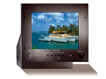 Viewtek LM-1050T 10.4-inch Waterproof LCD Monitor with Touchscreen
