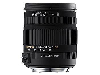Sigma 18-50mm F2.8-4.5 DC OS HSM Lens - Nikon Mount