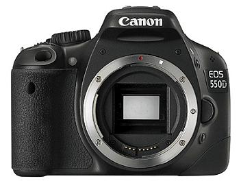 Canon EOS-550D DSLR Camera Body