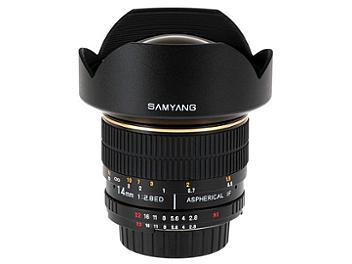 Samyang 14mm F2.8 IF ED MC Aspherical Lens - Canon Mount