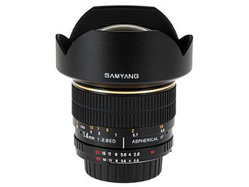 Samyang 14mm F2.8 IF ED MC Aspherical Lens - Nikon Mount