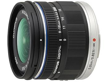 Olympus 9-18mm F4.0-5.6 M.Zuiko Digital ED Lens - Micro Four Thirds Mount