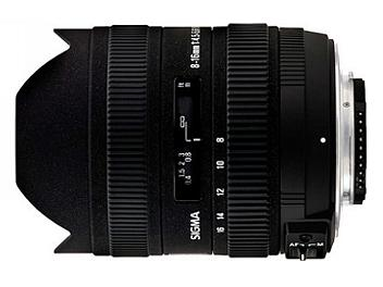 Sigma 8-16mm F4.5-5.6 DC HSM Lens - Canon Mount