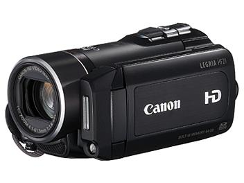 Canon HF21 HD Camcorder PAL