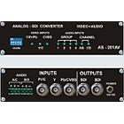VideoSolutions AS-201AV Analog-SDI Converter PAL/SECAM with Audio