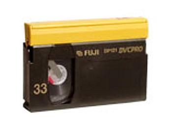 Fujifilm DP121-33M DVCPRO Cassette (pack 30 pcs)