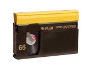 Fujifilm DP121-66M DVCPRO Cassette (pack 50 pcs)