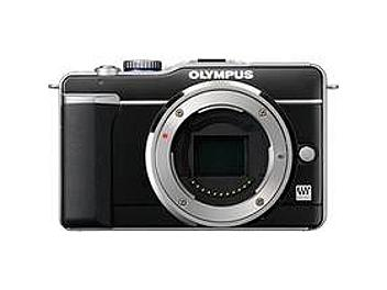 Olympus PEN E-PL1 Digital Camera - Black