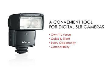Nissin Di466 Professional Speedlite - Canon